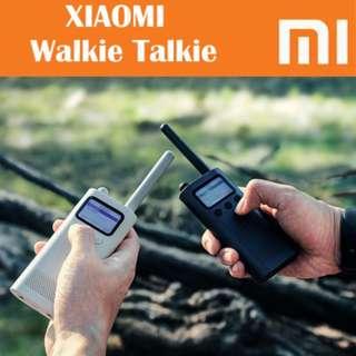 *FREE SHIPPING*Xiaomi Mi Walkie Talkie /UHF/VHF/Standby 8 days/FM Radio/Bluetooth/APP Connect