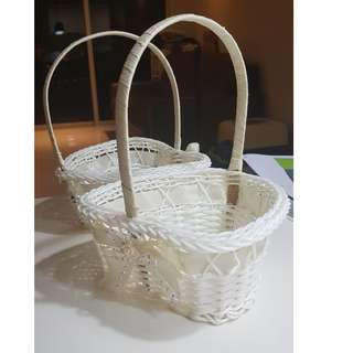 Flower Girl's Basket - Great condition