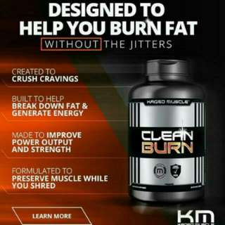 Clean Burn Fat Burner