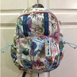 HARAJUKU LOVERS BACKPACK (Watercolor Mermaid)