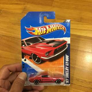 Hot Wheels '67 Ford Shelby GT500