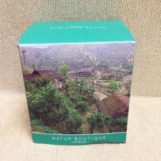 Natur boutique London Tra Xanh organic green tea 有機綠茶 36gm -17 sachets, 7/5/2020, made in Vietnam