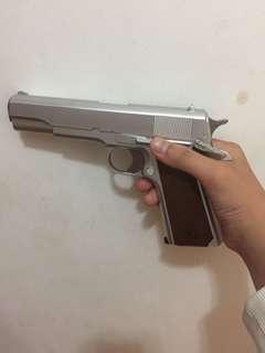 鐵做BB彈槍氣動新品從來未有用過