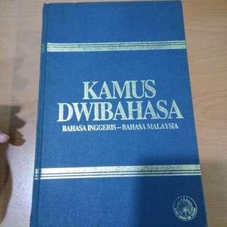 Kamus Dwibahasa