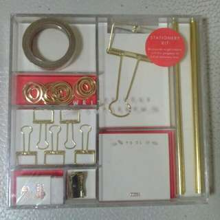 Kikki.K stationary kit