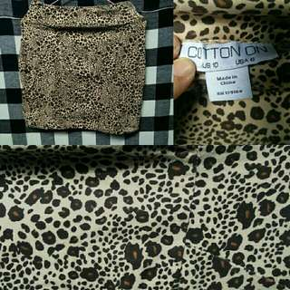 Rok leopard patterns