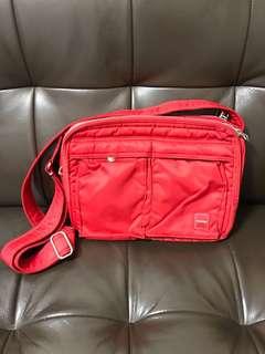 Porter 紅色袋