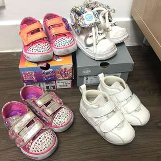 Baby Shoes 100 for 4