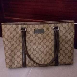 Gucci Handbag (Authentic)