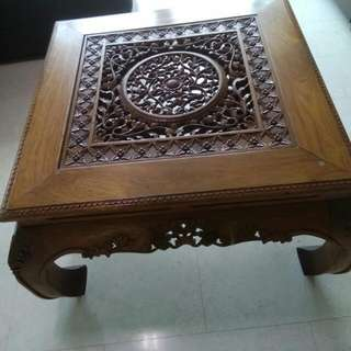 Antique Coffee Table Inclusive Delivery