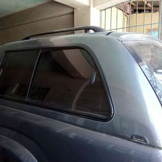 Canopy for ISUZU Dmax