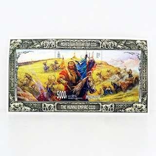 免運⭐️外蒙古帶回 精緻郵票 台灣買不到