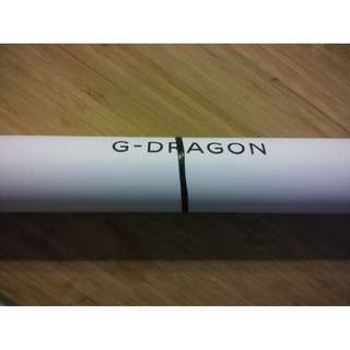 g dragon poster
