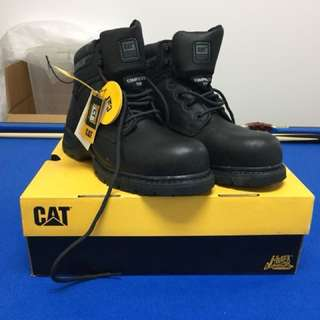 Caterpillar Safety Boots (high cutting)