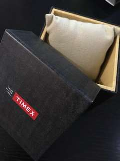 Timex watch box 手錶盒