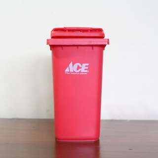 Tempat sampah kecil ACE