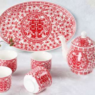 High quality Wedding Traditional Tea set