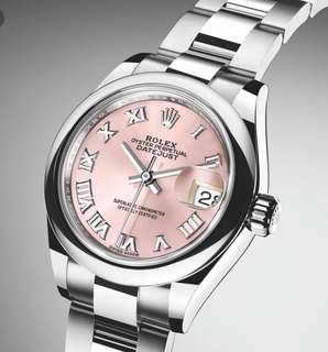 New Rolex Lady Date Just