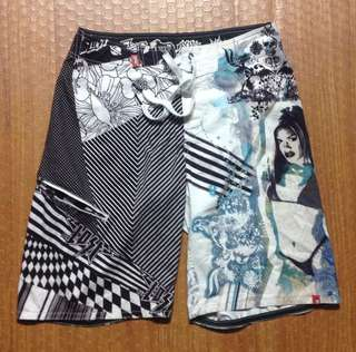 Lost Board Short Authentic