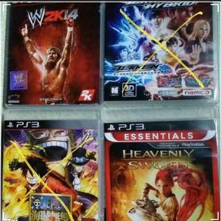 PS3 $33-$88大量遊戲。多買多平。🙏🙏🙏Playstation3