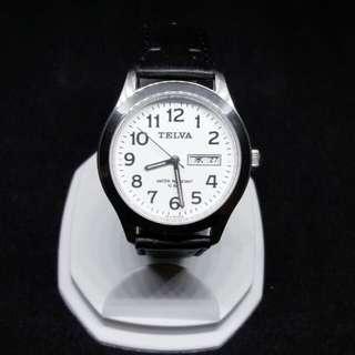 日本? TELVA  時尚簡約石英錶