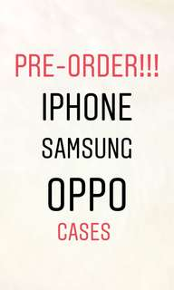 IPHONE 5 to X CASES!!!
