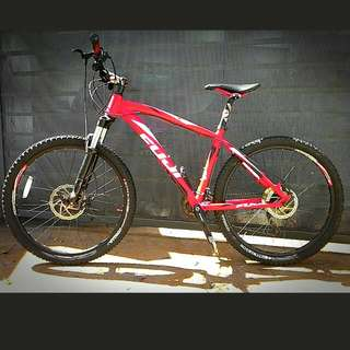 Mountain bike - Fuji Tahoe 4.0 26er