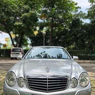 Mercedes Benz E200 Avant Garde