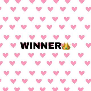 winners mini giveaway