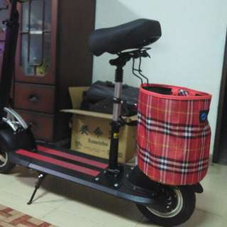 (Giant) E Scooter Basket