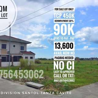 LOT FOR SALE Tanza Cavite