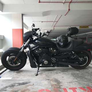 Harley Davidson Night Rod Special 07