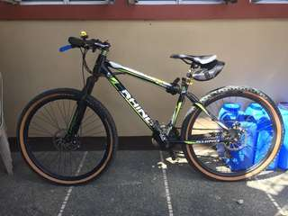 Rhino Mountain Bike