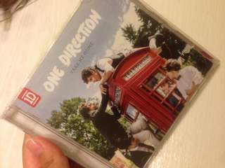 One Direction Album - Take Me Home