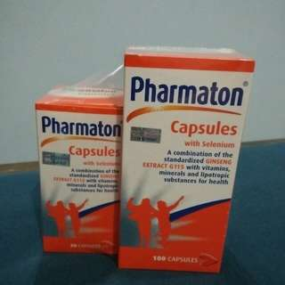Pharmaton multi vitamins