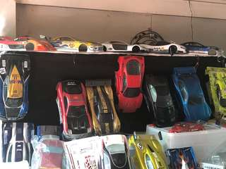 RC Bulk Lot - everything in photos