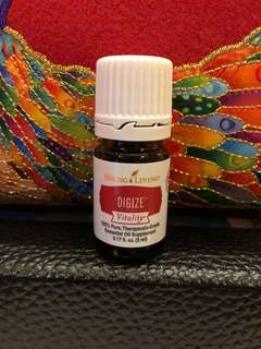 Young Living Essential Oil Digize Vitality