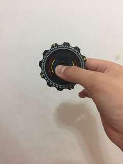 雙層手指陀螺