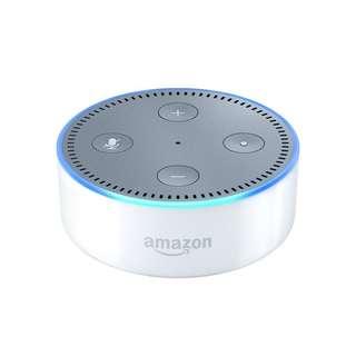 BNIB White Amazon Echo Dot (2nd Gen) - Ready Stock