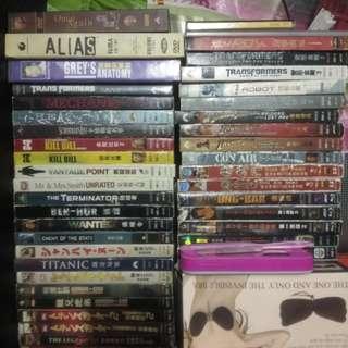 DVD Class A..