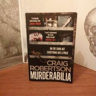 Murderabilia English Edition