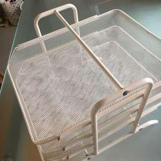 Ikea in tray