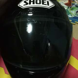 Shoei X12 full face Helmet size S Small