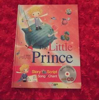 The Little Prince with Audio book (free sf cavite-laguna,biñan amd mm areas)