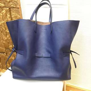 🈹️$1300👉🏻$990 Jil Sander Navy Blue Bag