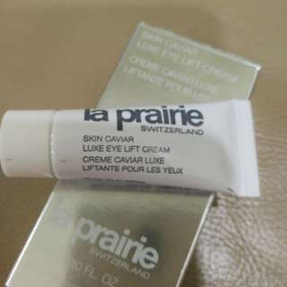La prairie eye cream caviar