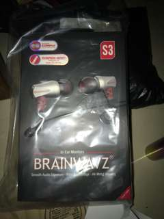 Brainwavz S3 with microphone and remote