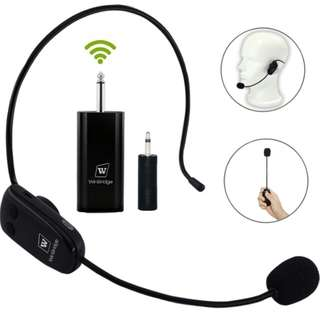 Wireless Microphone for seminar or speaker.