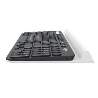 Logitech K780 Wireless Multi-Device Quiet Desktop Keyboard