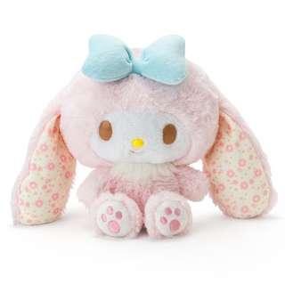 Sanrio 日本正版 My Melody 復活兔系列 毛公仔